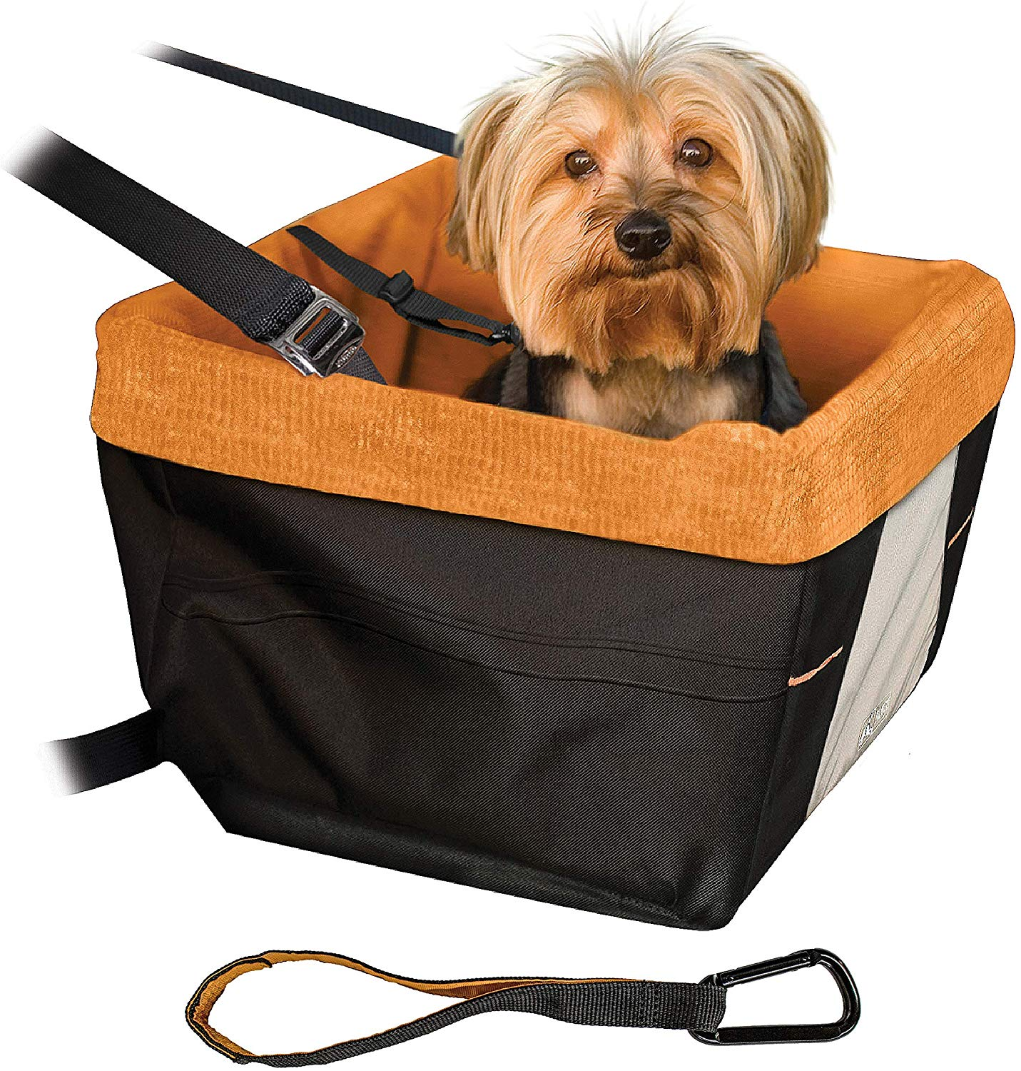 Best Dog Car Seat For Small And Large Dogs Booster Seats